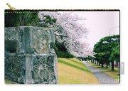Atsugi Pillbox Walk  I Carry-all Pouch