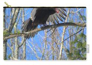 Attack Of The Turkey Vulture Carry-all Pouch