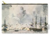 Attack On Fort Mifflin, 1777 Carry-all Pouch
