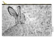 Attentive Hare Carry-all Pouch
