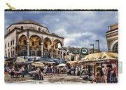 Attiki Metro Station Athens Carry-all Pouch