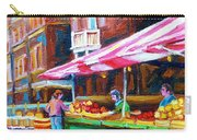 Atwater Market   Carry-all Pouch