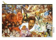 Audience With The Geniuses Of Art Carry-all Pouch