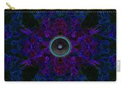 Audio Purple Glow Carry-all Pouch
