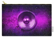 Audio Purple Carry-all Pouch
