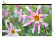 August Flower Gardens Carry-all Pouch