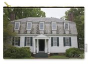 Augustine Moore House Yorktown Virginia Carry-all Pouch