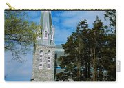 Augustinian Cemetery And Church Carry-all Pouch