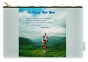 Auld Lang Syne Carry-all Pouch