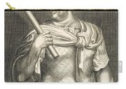 Aullus Vitellius Emperor Of Rome Carry-all Pouch by Titian