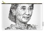 Aung San Suu Kyi Carry-all Pouch