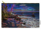Aurora Borealis Over Florida Carry-all Pouch