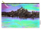 Aurora Borealis Poster Carry-all Pouch