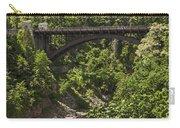 Ausable Chasm Bridge Carry-all Pouch