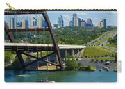 Austin From The 360 Bridge Carry-all Pouch