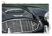 Austin-healey 3000 Grille Emblem Carry-all Pouch by Jill Reger