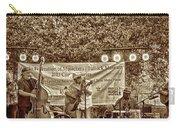 Austin Musicians At Bob Bullock Carry-all Pouch