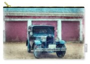 Austin Seven Watercolor Carry-all Pouch
