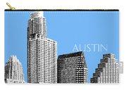 Austin Skyline - Sky Blue Carry-all Pouch