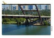 Austin Texas 360 Bridge Vert Carry-all Pouch