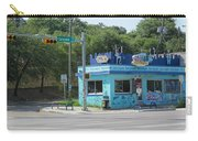 Austin Texas Congress Street Shop Carry-all Pouch