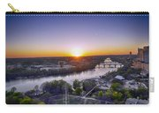 Austin Texas Sunset Hour Carry-all Pouch