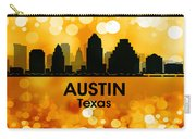 Austin Tx 3 Carry-all Pouch