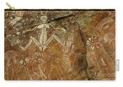 Indigenous Aboriginal Art 3 Carry-all Pouch