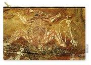 Australia Ancient Aboriginal Art 1 Carry-all Pouch