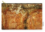 Australia Ancient Aboriginal Art 2 Carry-all Pouch