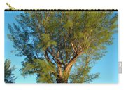 Australian Pine At Sundown Carry-all Pouch