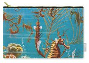 Australian Seahorses Carry-all Pouch