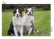 Australian Shepherds Carry-all Pouch