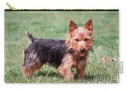 Australian Terrier Dog Carry-all Pouch
