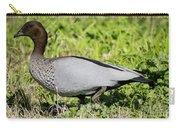 Australian Wood Duck Carry-all Pouch