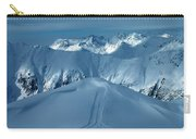 Austria Mountain Ischgl Carry-all Pouch