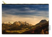 Austrian Autumn Scenic Panorama Carry-all Pouch