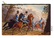 Austrian Hussars In Pursuit Carry-all Pouch
