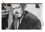 Author John Steinbeck Carry-all Pouch