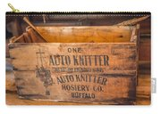 Auto Knitter Box Carry-all Pouch