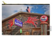Auto Repair At The City Garage Carry-all Pouch
