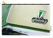Auto Union Dkw Hood Emblem Carry-all Pouch