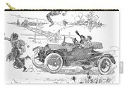 Automobile, 1914 Carry-all Pouch