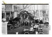 Automobile Display, 1904 Carry-all Pouch