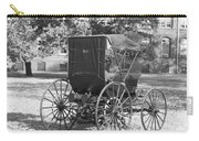Automobile Duryea, 1893-94 Carry-all Pouch