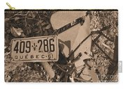 Automobile Graveyard Carry-all Pouch