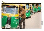 Autorickshaw Row Carry-all Pouch