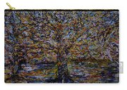 Autum In Central Park Carry-all Pouch