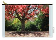 Autumn Ablaze Carry-all Pouch
