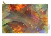 Autumn Ablaze - Square Version Carry-all Pouch